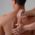 Halm Körpertherapie im Sitzen